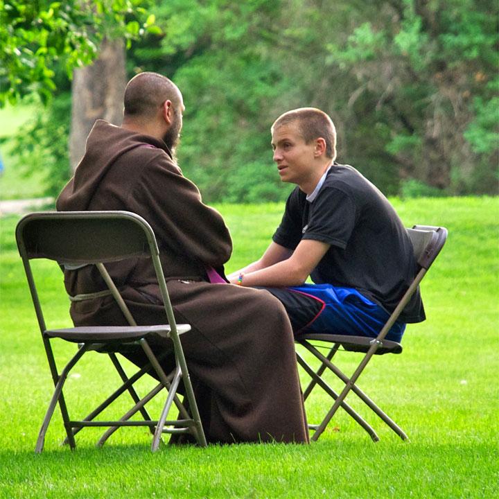 Frasi sulle confessioni