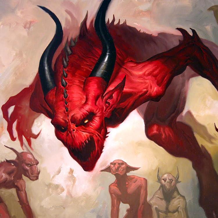 Frasi sui demoni