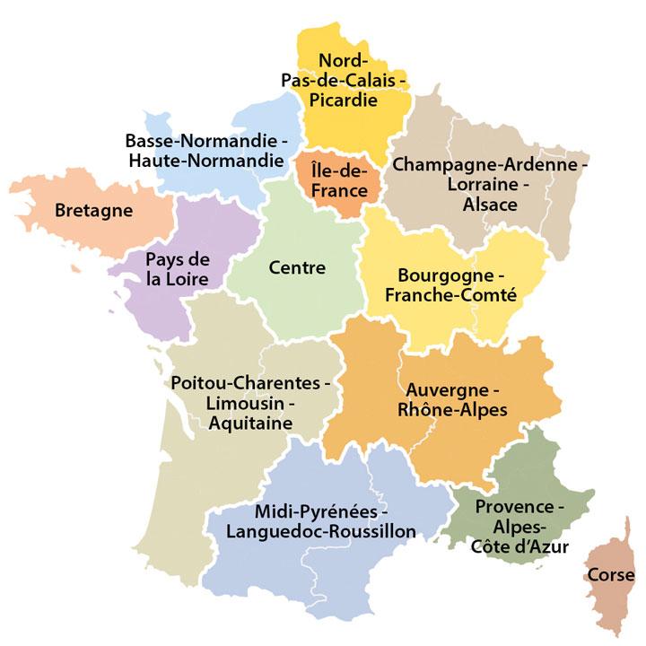 Frasi sulla Francia