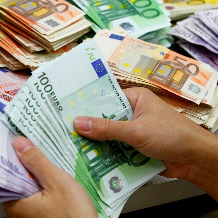 Banconote dell'Euro