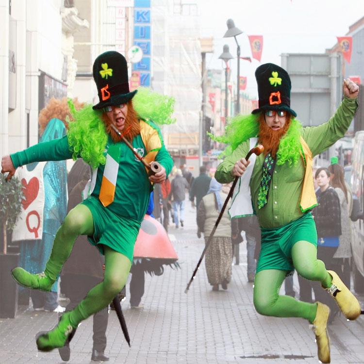 Frasi sull'Irlanda e gli irlandesi