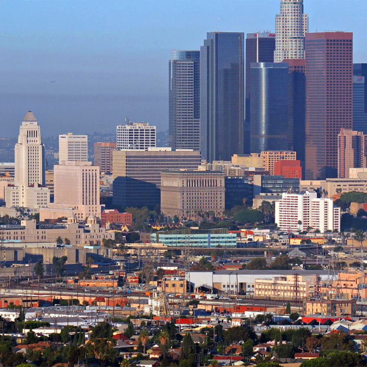 Frasi su Los Angeles