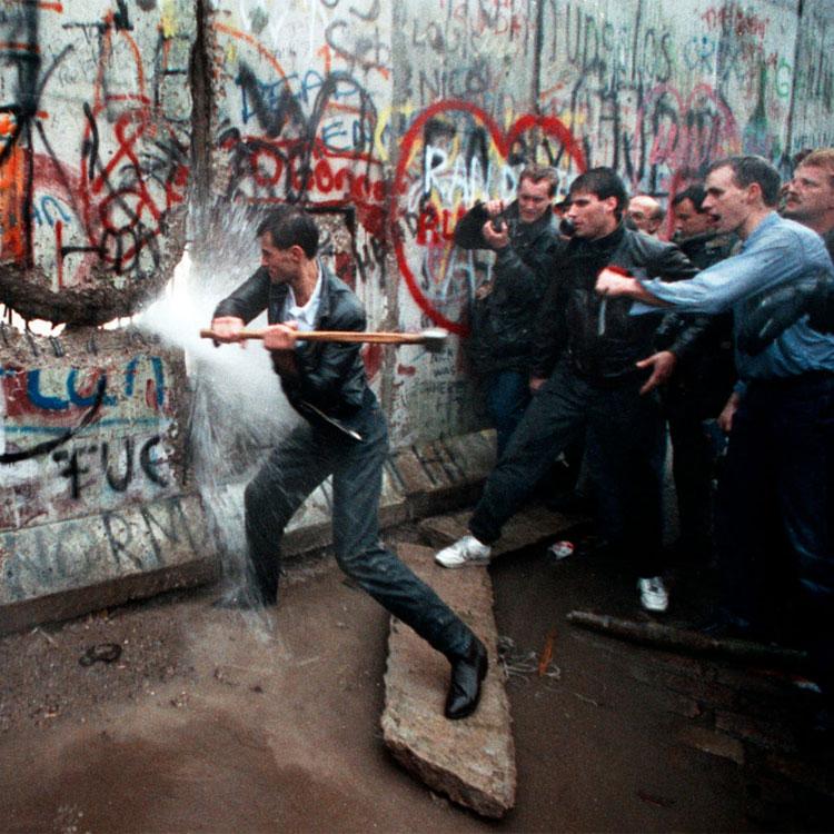 Frasi sul Muro di Berlino