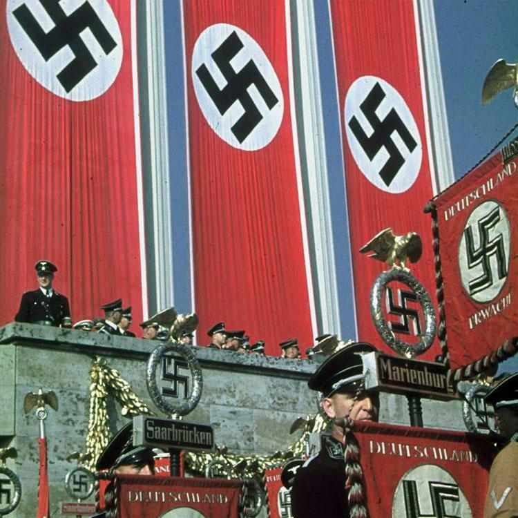 Frasi sul nazismo e sui nazisti