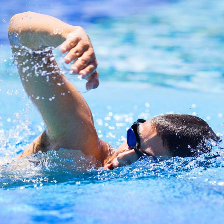 Frasi sul nuoto
