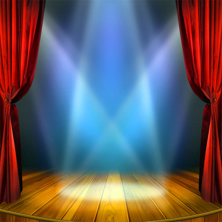 Frasi sul palcoscenico