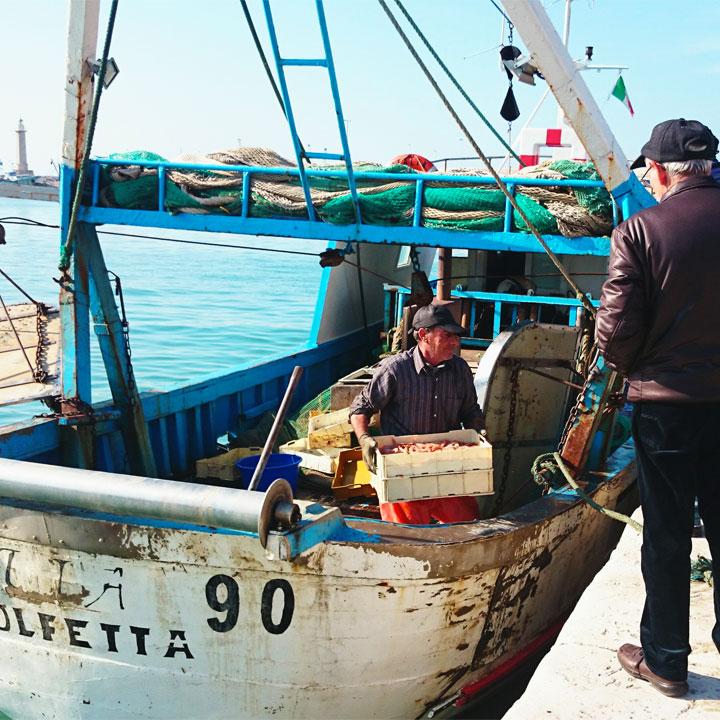 Il pescatore modesto