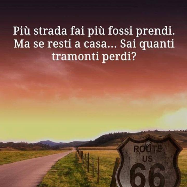 Commenti Alla Frase Di Anonimo Piu Strada Fai