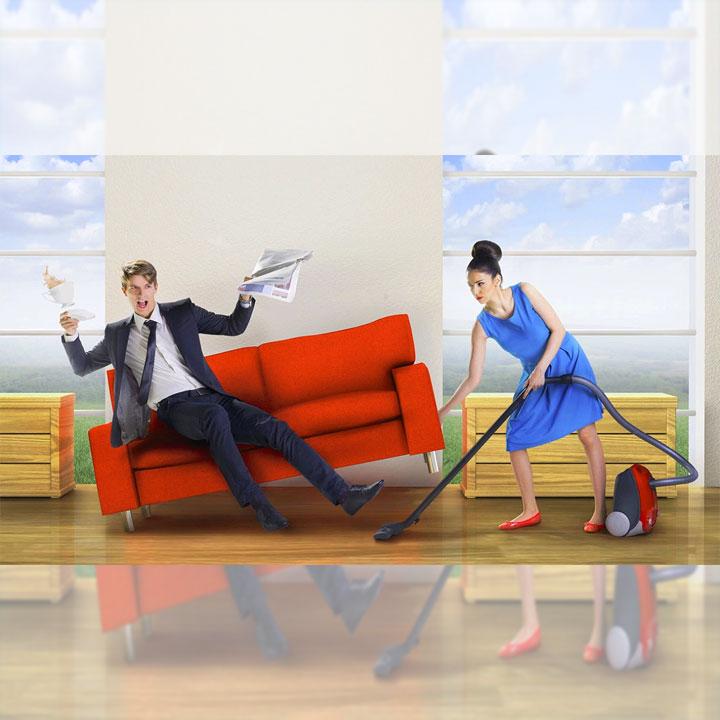 Un aiuto per le faccende di casa