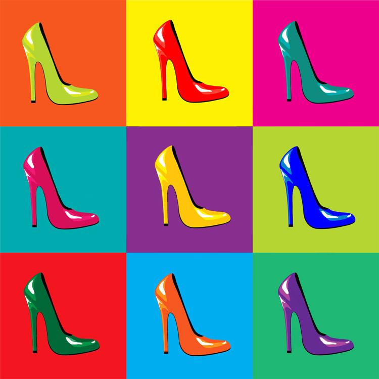 poesia sulle scarpe
