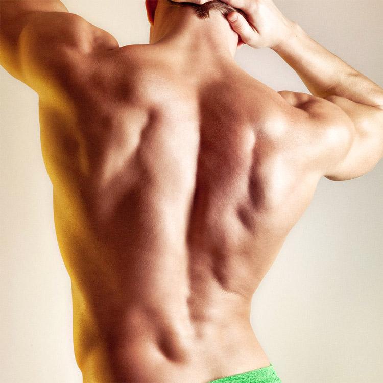 Medicina a dolore di muscoli a un collo