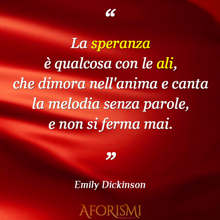 Top Frasi di Emily Dickinson KY83