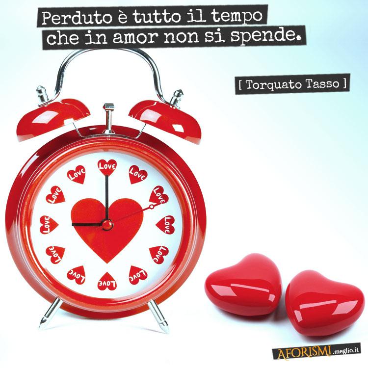 frasi amore e tempo