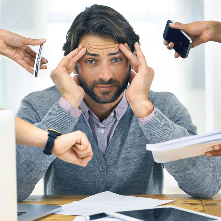 Frasi sullo stress