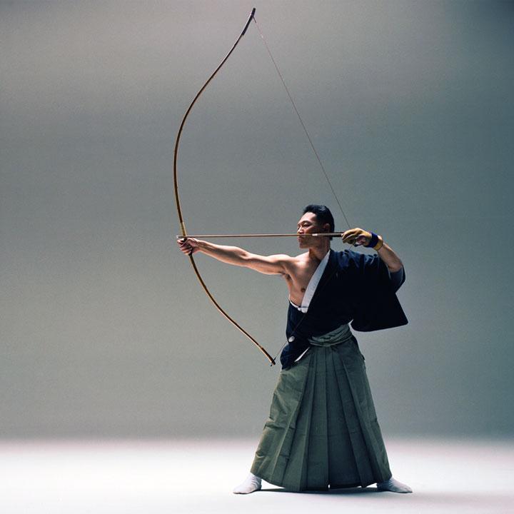 Il Maestro di tiro con l'arco e il suo discepolo