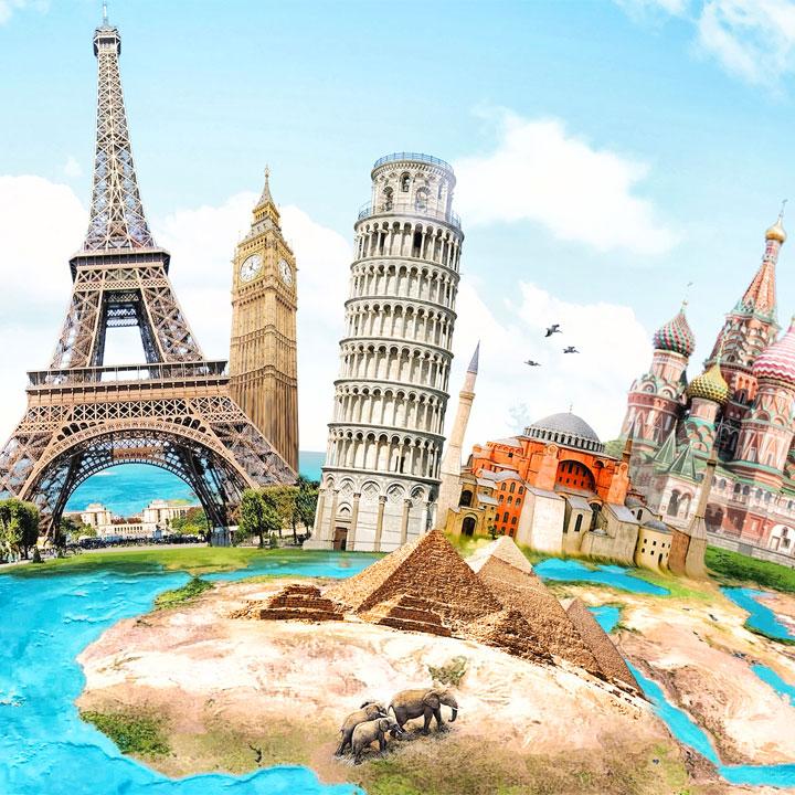 Frasi sul turismo