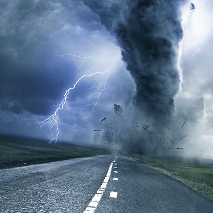 Frasi sugli uragani