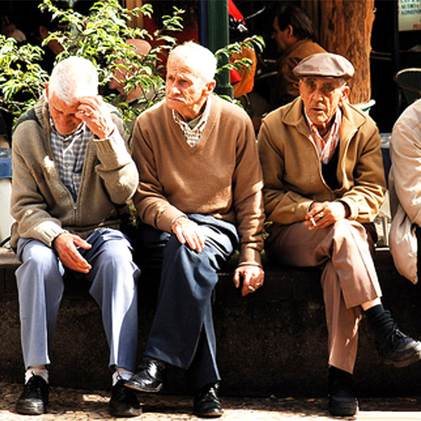 Frasi sulla vecchiaia