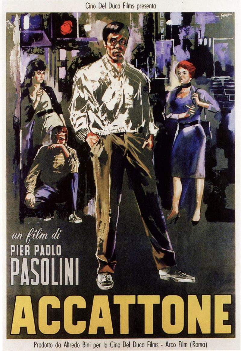 Accattone, film di Pier Paolo Pasolini