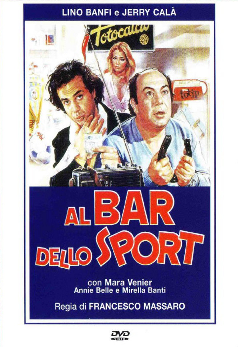 Al bar dello sport