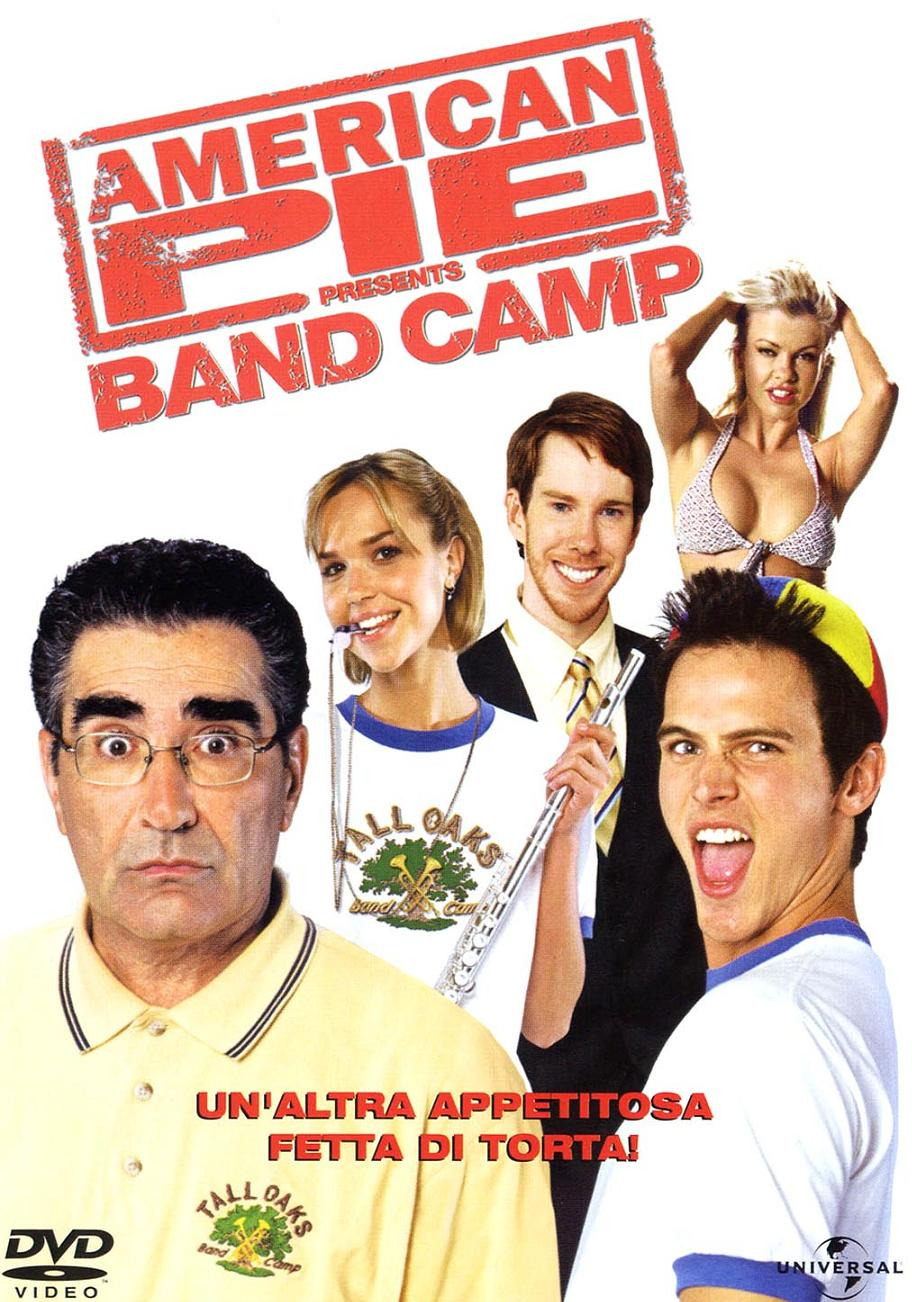American Pie Band Camp poster e locandina