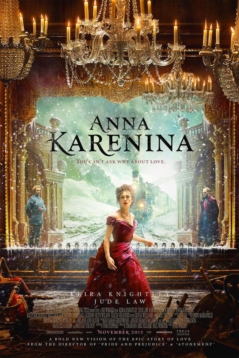 Frasi Del Film Anna Karenina