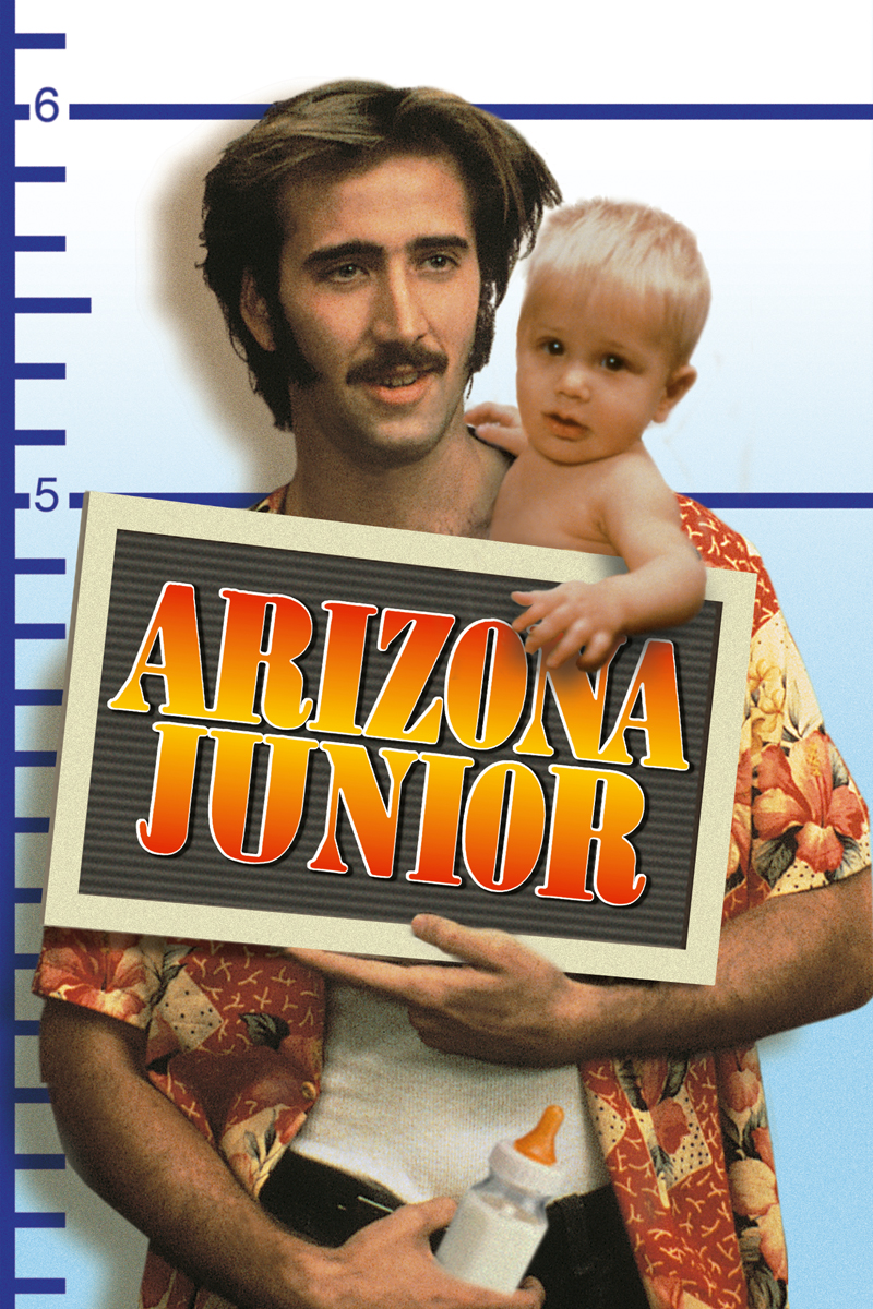 Arizona Junior poster e locandina