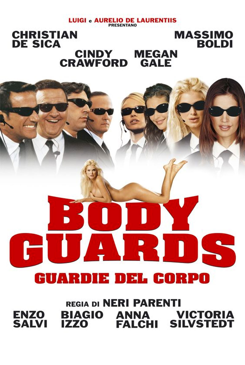 Body Guards - Guardie del corpo poster e locandina