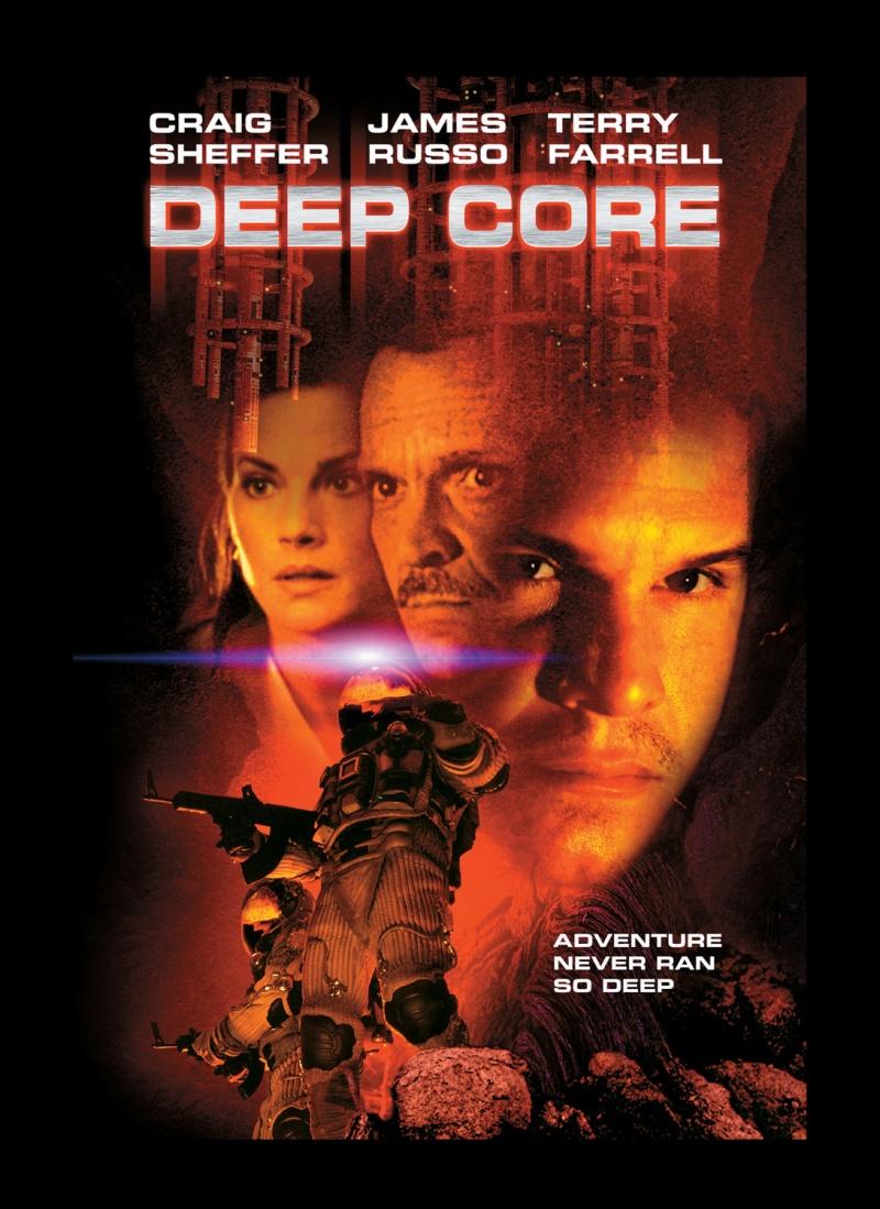 deep core 2000 locandina e poster