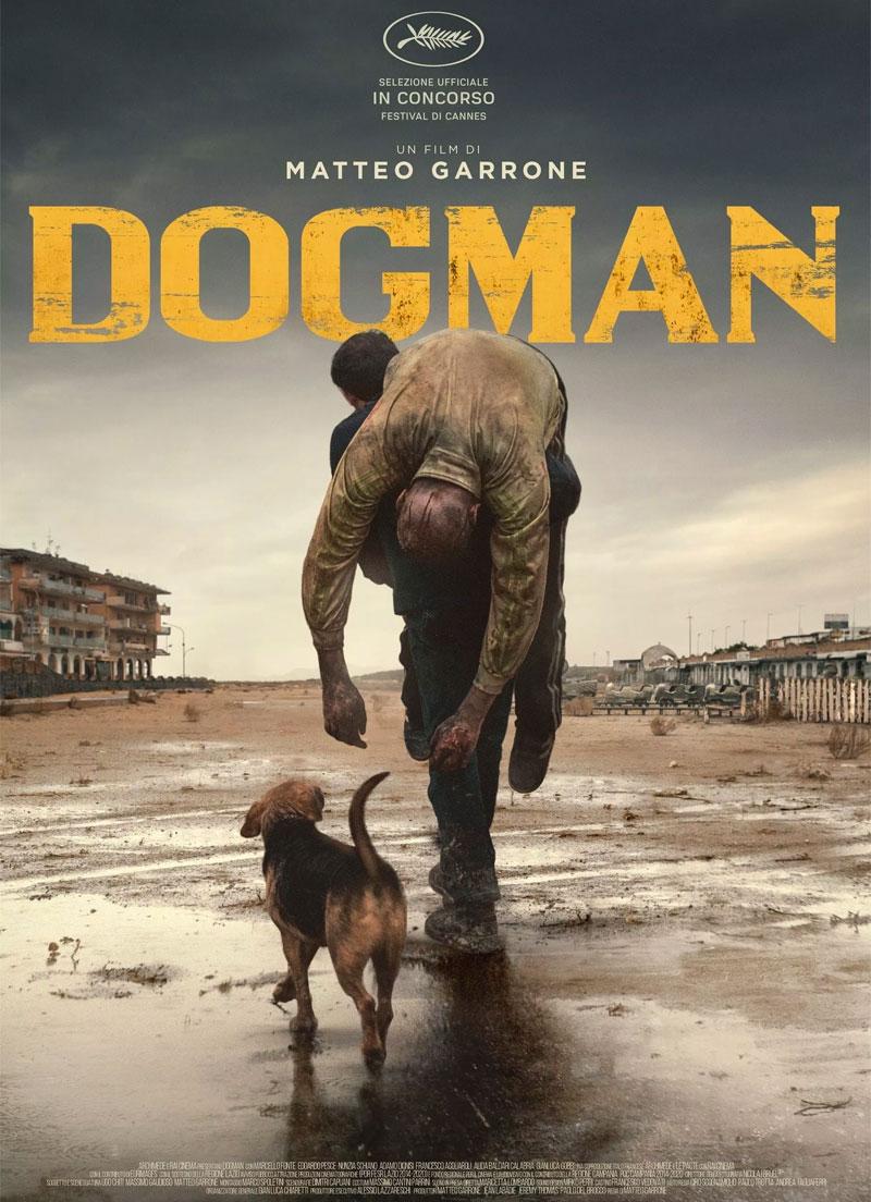 Dogman, locandina-poster del film