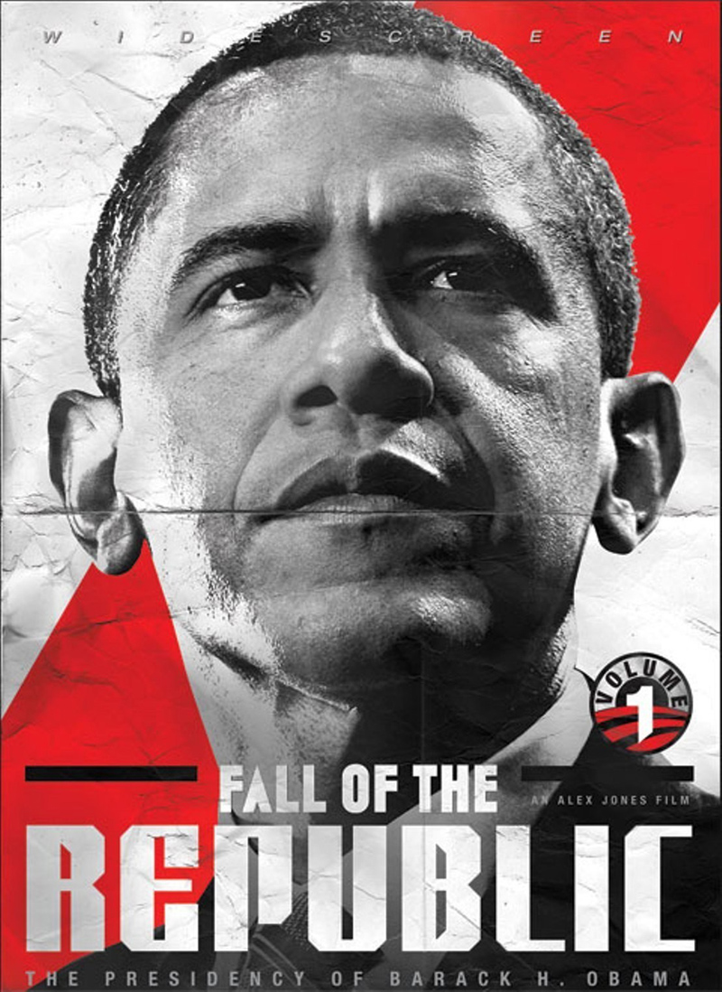 Fall of the Republic - The Presidency of Barack Obama poster e locandina