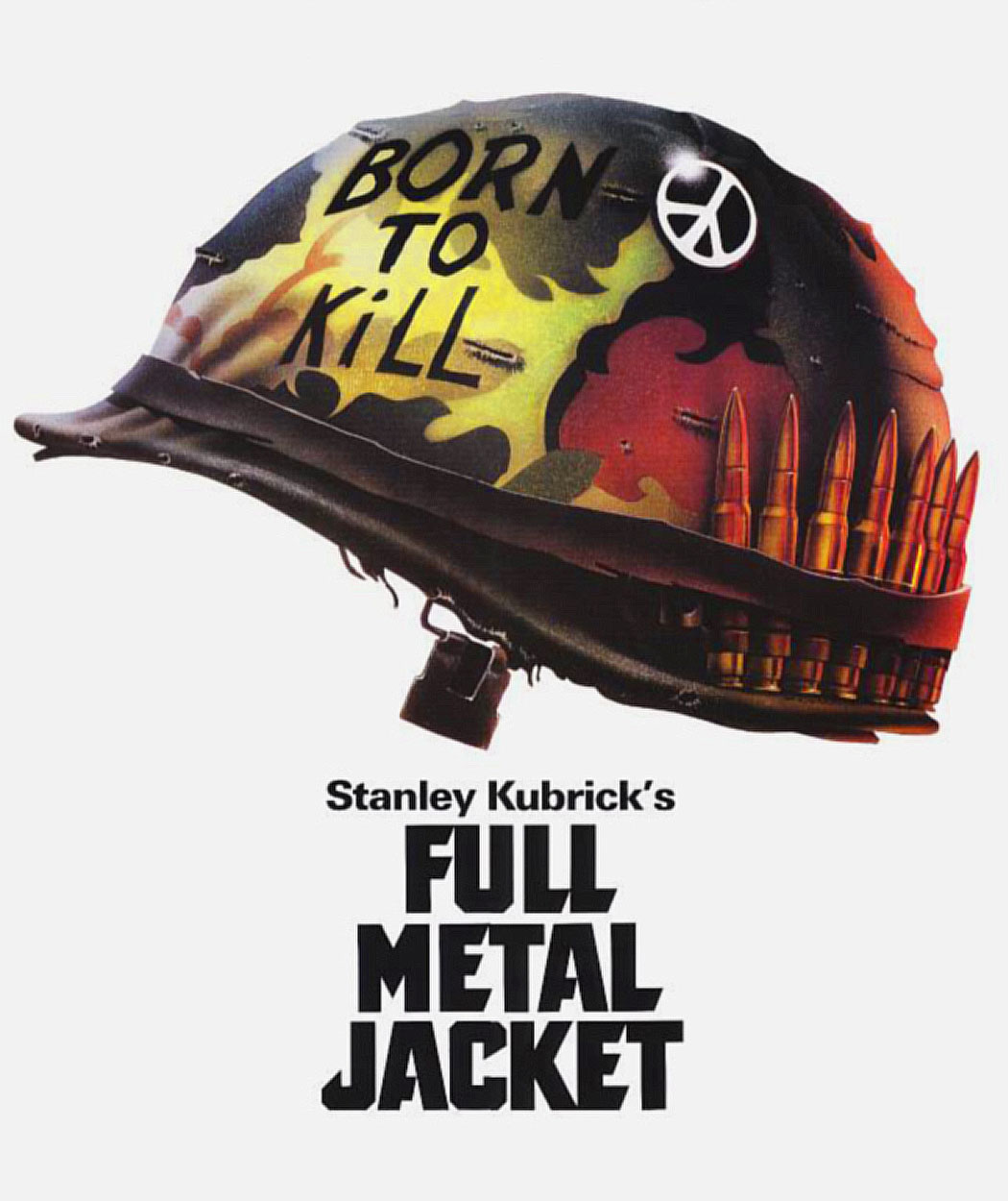 Full Metal Jacket poster e locandina