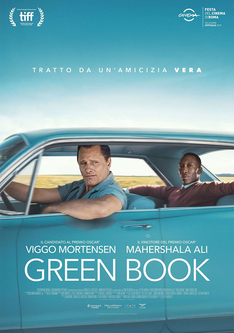 Green Book Poster e Locandina del film