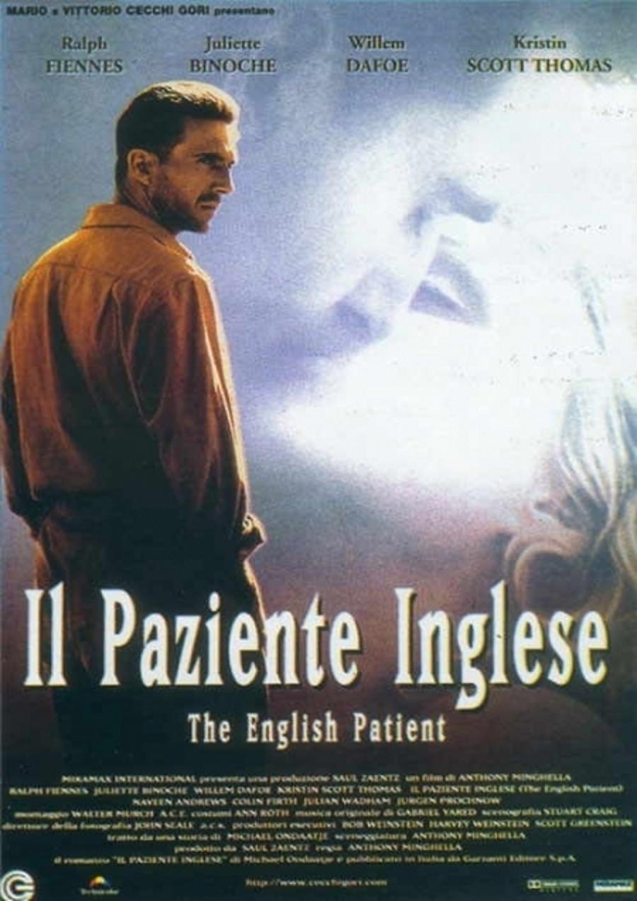 Frasi Del Film Il Paziente Inglese
