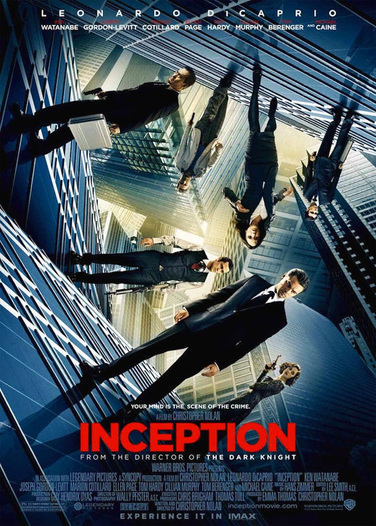Risultati immagini per inception film