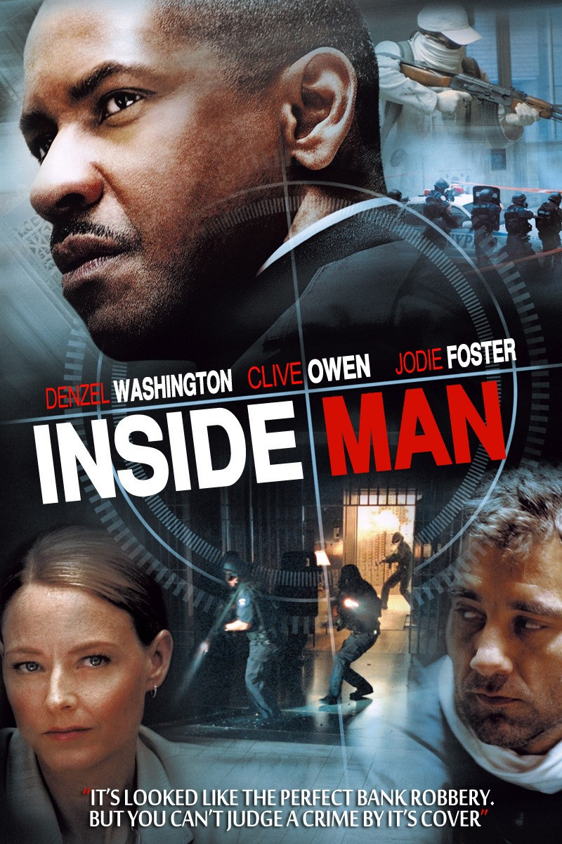 Frasi Del Film Inside Man
