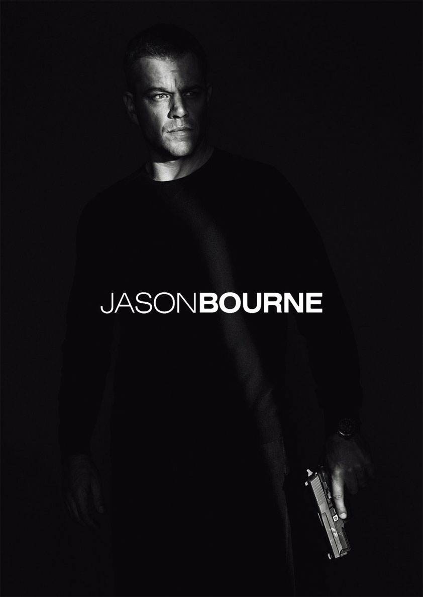Jason Bourne film 2016