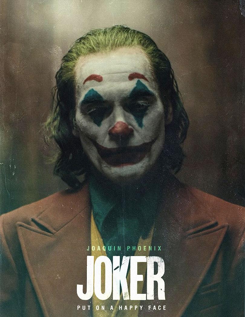 Risultati immagini per joker locandina