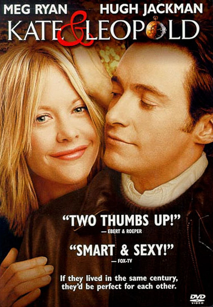 Kate and Leopold poster e locandina