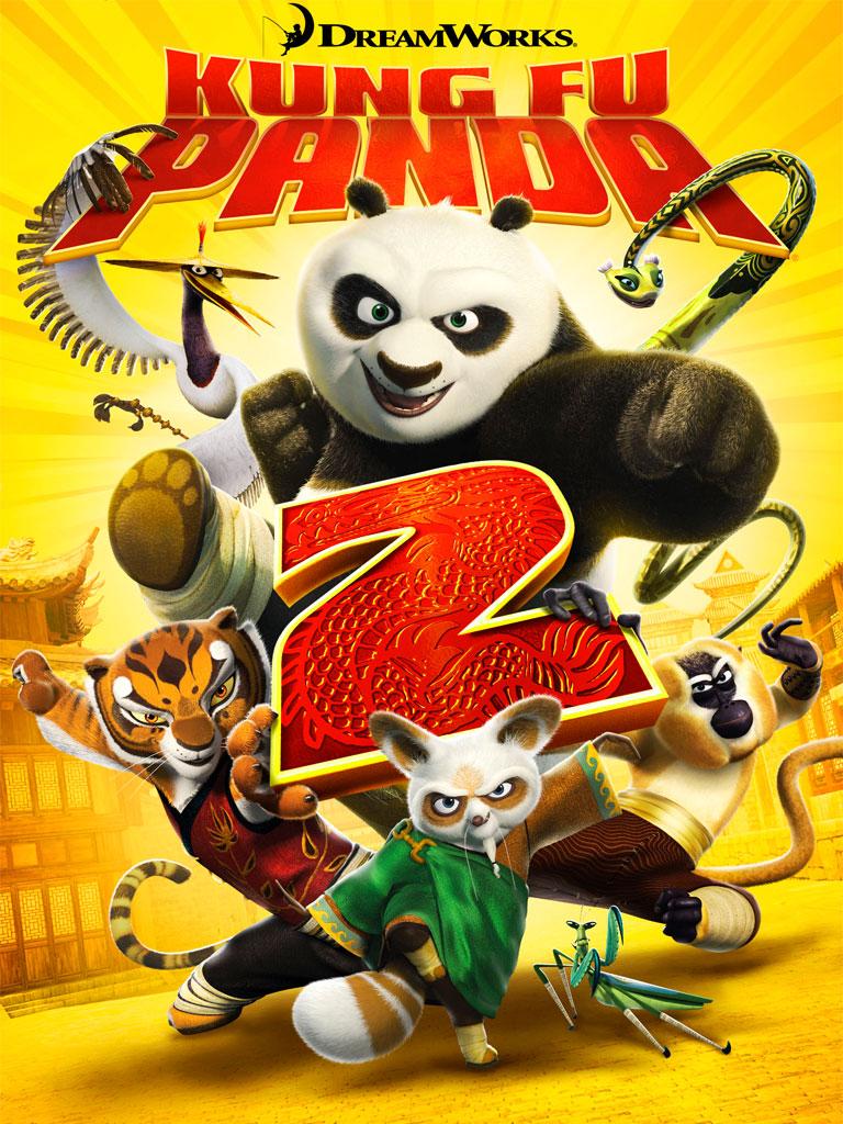 frasi divertenti kung fu panda 2