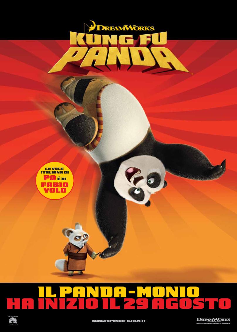 frasi divertenti kung fu panda