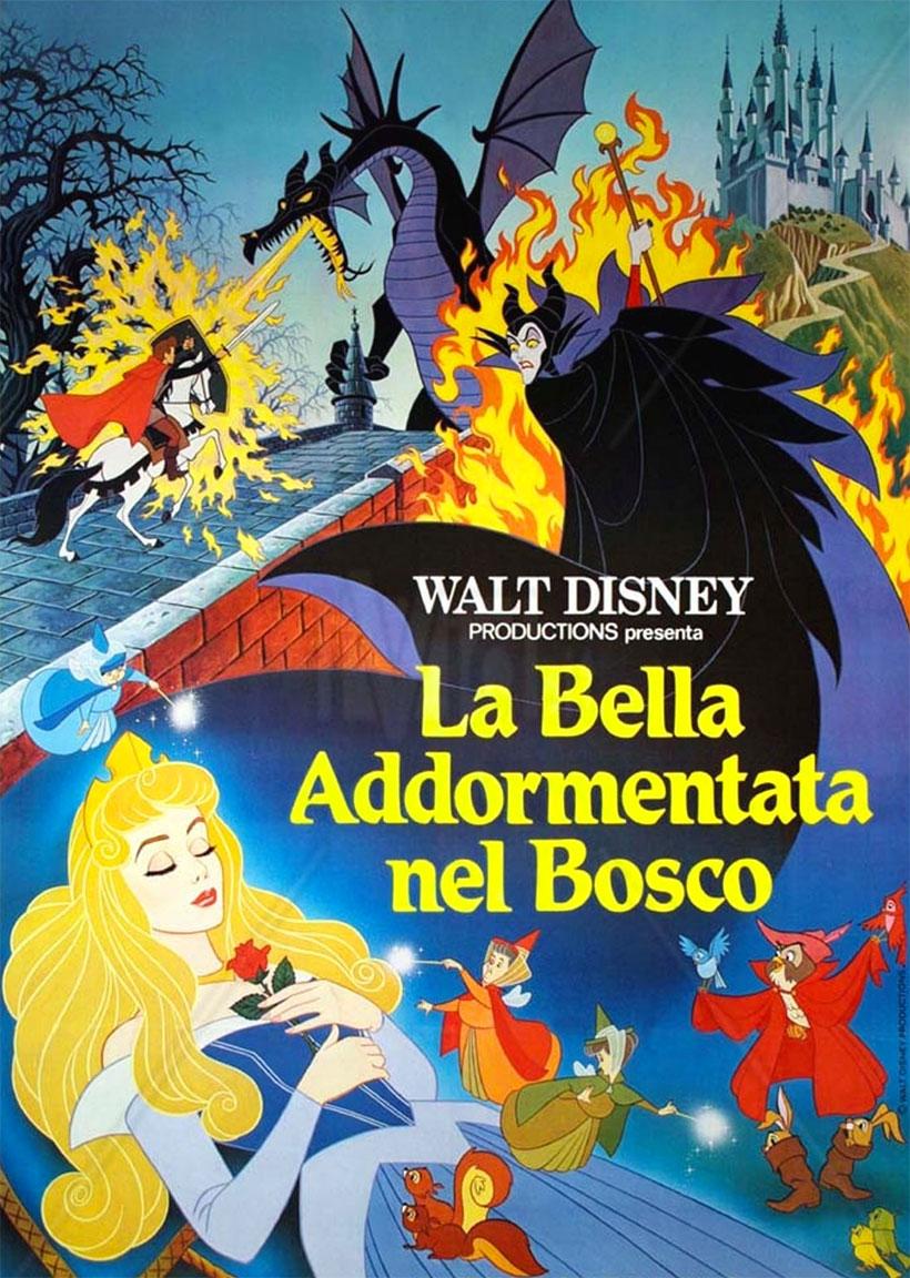 C È Una Casa Nel Bosco frasi del film la bella addormentata nel bosco