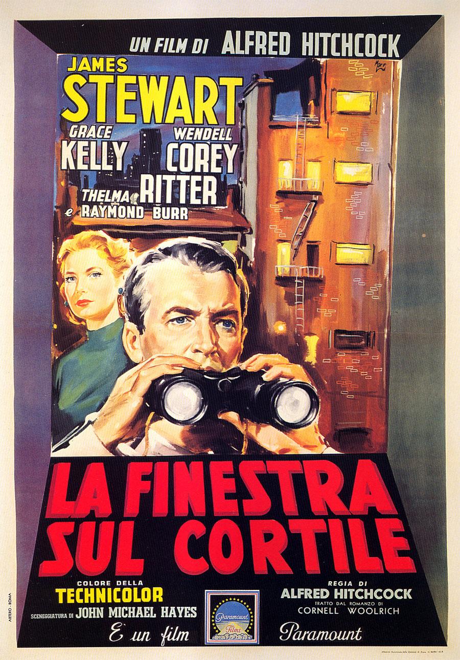 Frasi del film la finestra sul cortile - La finestra sul cortile film completo ...
