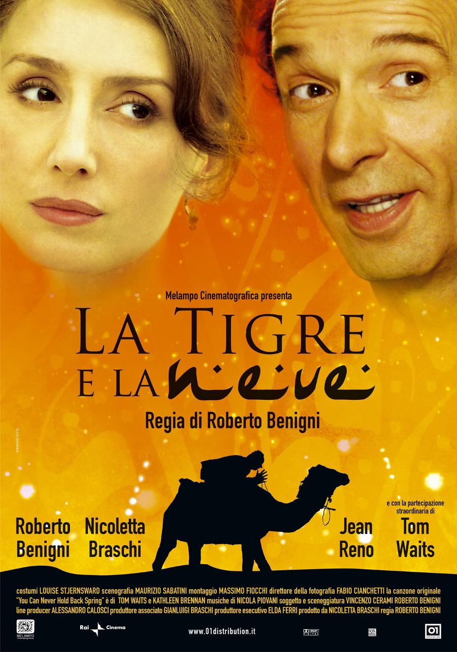 Famoso Frasi del film La tigre e la neve CR15