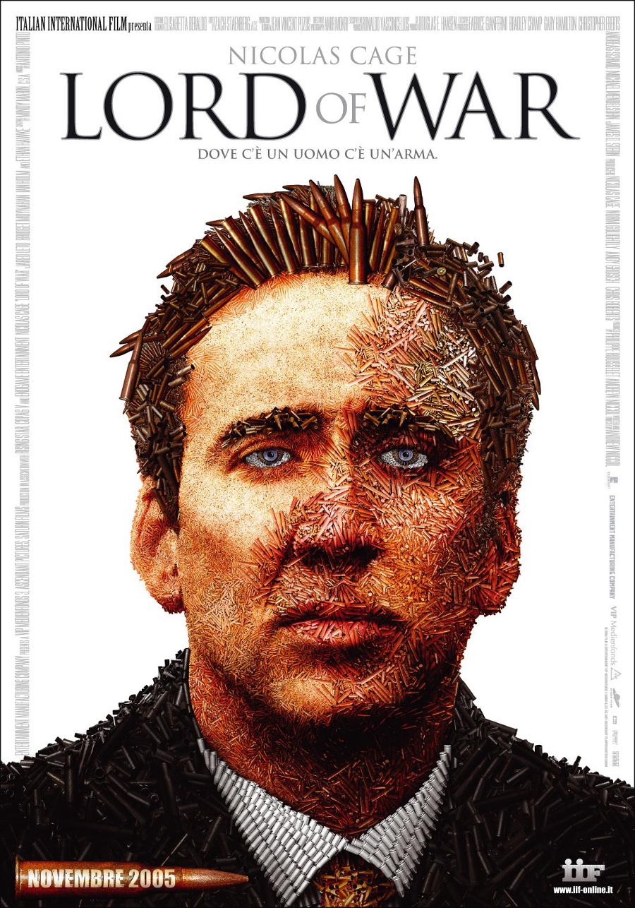Lord of War poster e locandina