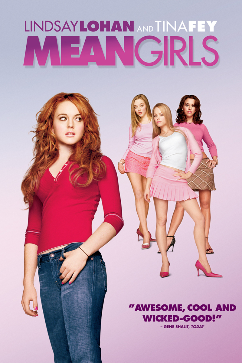 Mean Girls poster e locandina