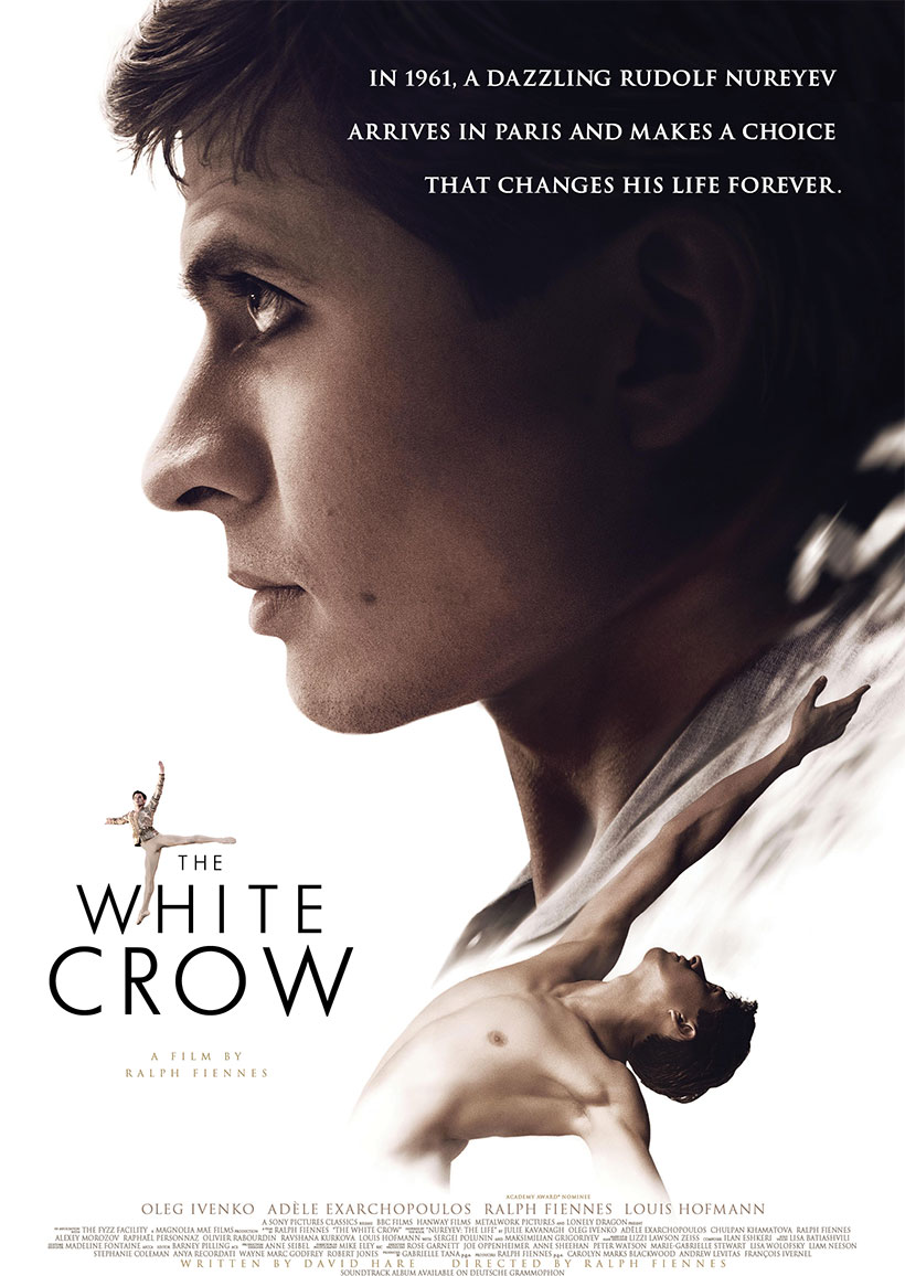 Nureyev The White Crow poster e locandina