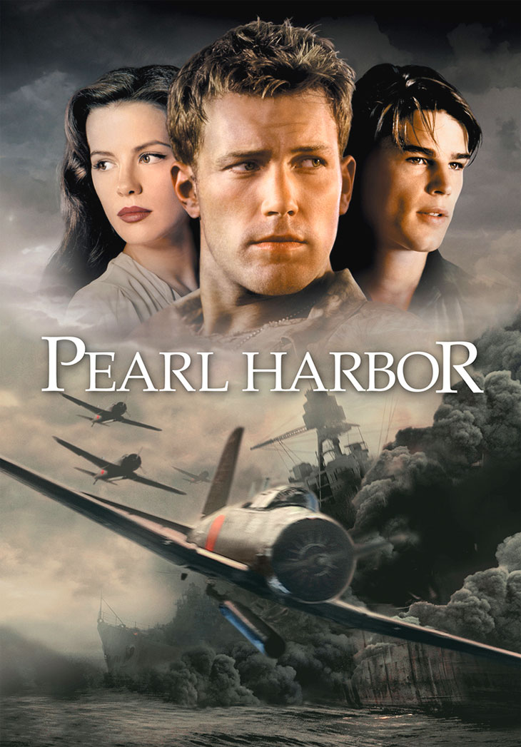 film review pearl harbor Pearl harbor is a two-hour movie squeezed into three hours, about how on dec 7, 1941, the japanese staged a surprise attack on an american love triangle its.