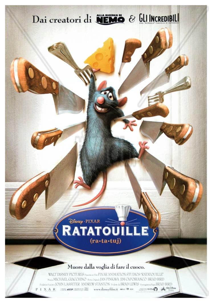 Frasi Del Film Ratatouille