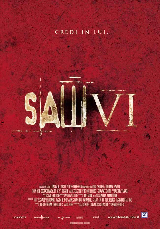 Saw VI - Credi in lui